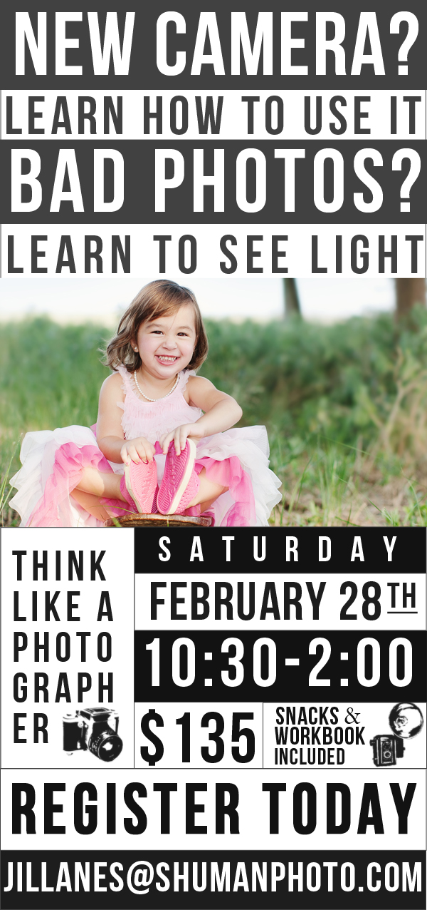 Photo workshop for moms Savannah