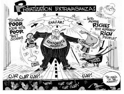No on Georgia School Privatization and School Takeover