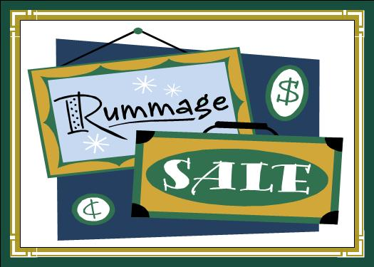 Charles Ellis Rummage Sale 2015 Savannah