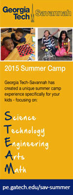 Georgia Tech Summer Camps Science and Technology Savannah