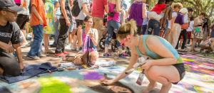 SCAD Sidewalk Arts Festival 2016