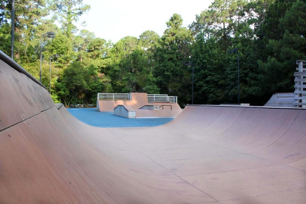 Skate Park Savannah Hilton Head Island