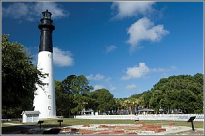Hunting Island Lighthouse Beaufort SC