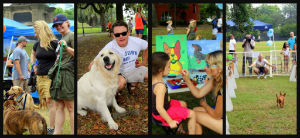 Doggie Carnival Savannah 2015