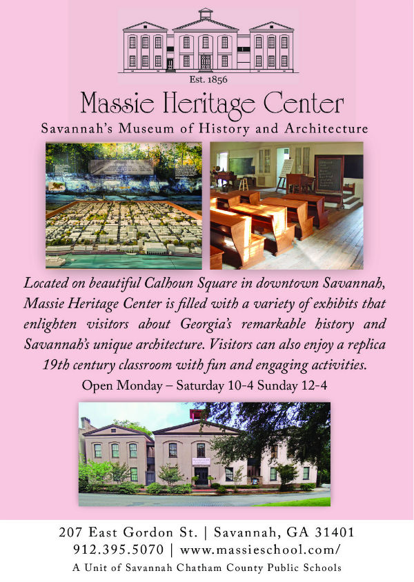 Massie Heritage Center Summer Camps 2015