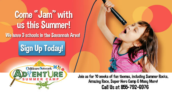 Childcare Savannah Summer Camps