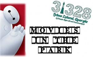Tybee free movies in the park Tybee Island 2015