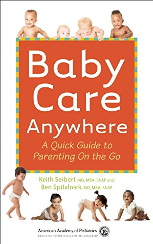 Baby Care Anywhere book Savannah pediatricians