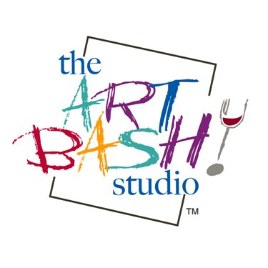 Family Time Painting program at The Art Bash Studio Savannah