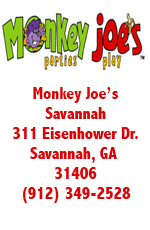Monkey Joe's Savannah indoor playgrounds