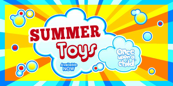 summer toys Once Upon A Child Savannah