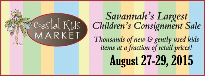 Coastal Kids Market Fall 2015 Savannah