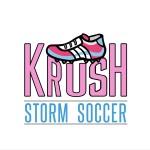 Storm Soccer Academy Sweet Feet Krush 2015