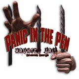 Savannah haunted houses Panic in the Pen Haunted Jail 2015