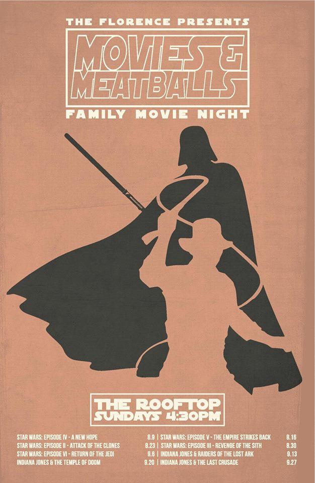 Family Movie Night The Florence Savannah
