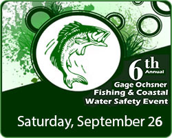 Free Fishing Tybee event for kids 2015