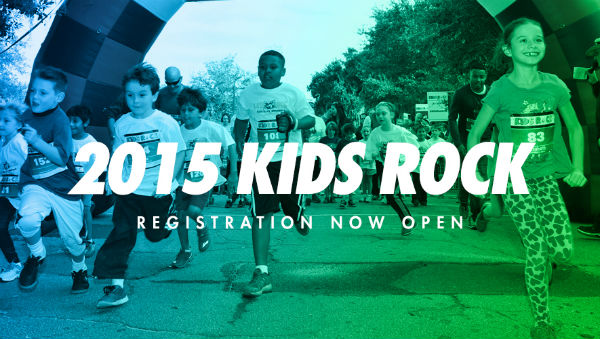 2015 Kids Rock 1 mile fun run