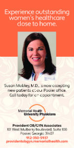 Memorial Health Susan Mobley Pooler