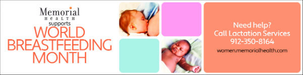 Memorial Health lactation services breastfeeding