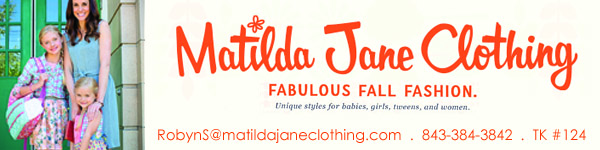 Matilda Jane Clothing Trunk shows Savannah, South Carolina