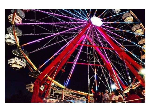 Fall County Fairs Rides Effingham, Bulloch Chatham