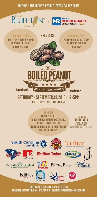 Boiled Peanut Fall Festival 2015 Bluffton