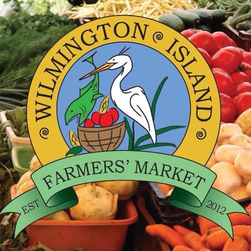 Wilmington Is. Farmer's Market Halloween trick or treat