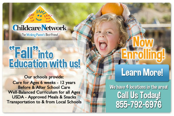 Childcare Network Savannah Pooler