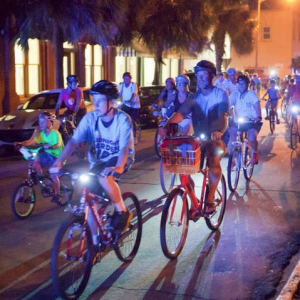 Midnight Garden Ride Savannah Bicycle Campaign