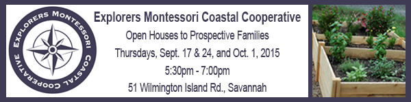Montessori Preschool Wilmington Island Savannah