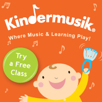 Kindermusik Savannah baby activities