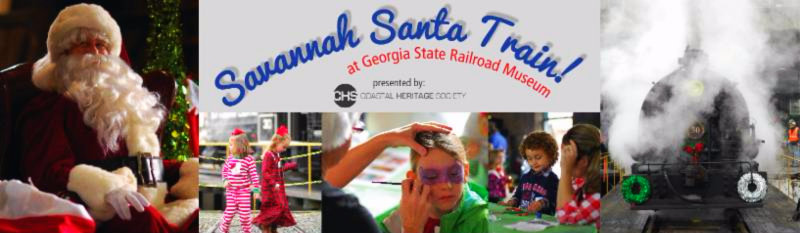 Savannah Santa Train 2015