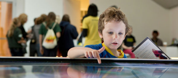 Free Family Day at SCAD Museum of Art Savannah