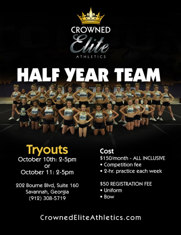 Crowned Elite Cheerleading