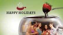 Places to host Savannah Holiday parties Melting Pot Savannah
