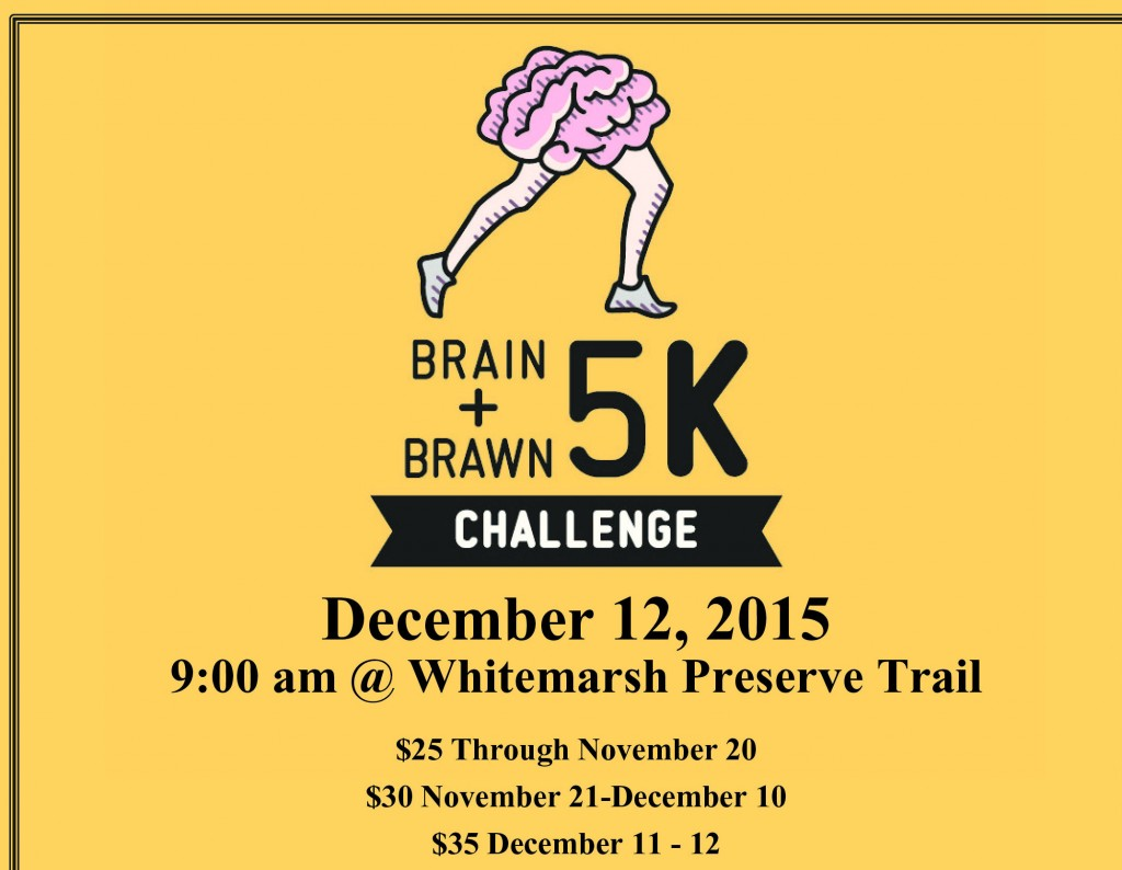Brain and Brawn 5K STEM Challenge Savannah