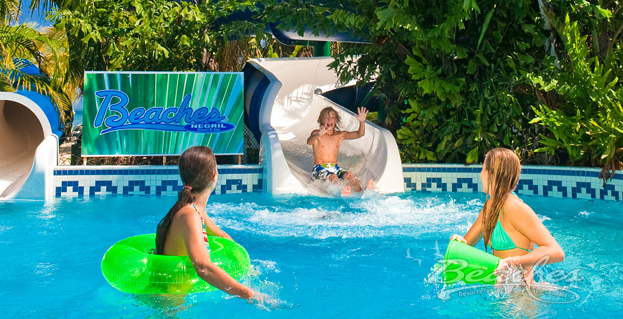 EXCLUSIVE family getaway to Beaches Negril Resort