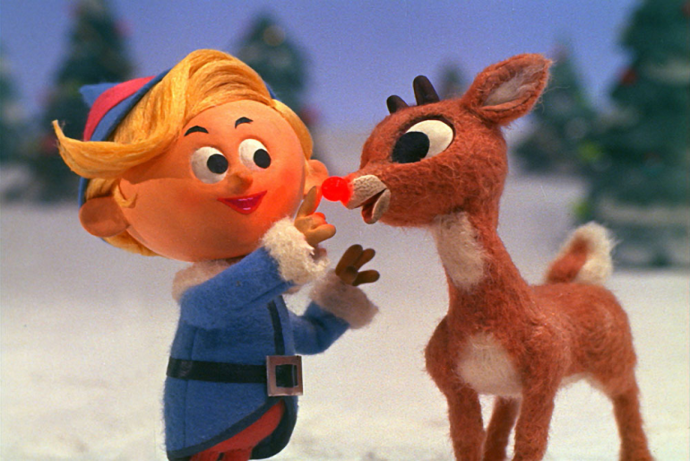 TV Christmas specials Rudolph Savannah 2015