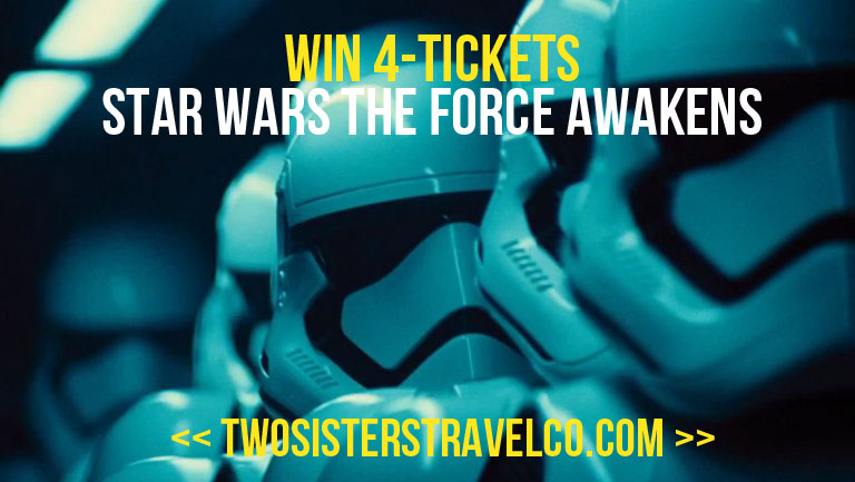 Free Star Wars movie Tickets Savannah