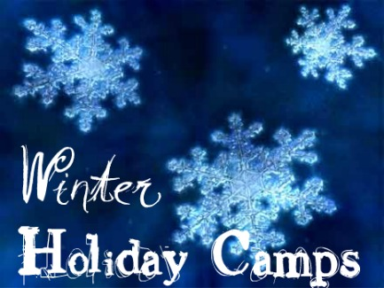 Winter Christmas Holiday Camps Savannah