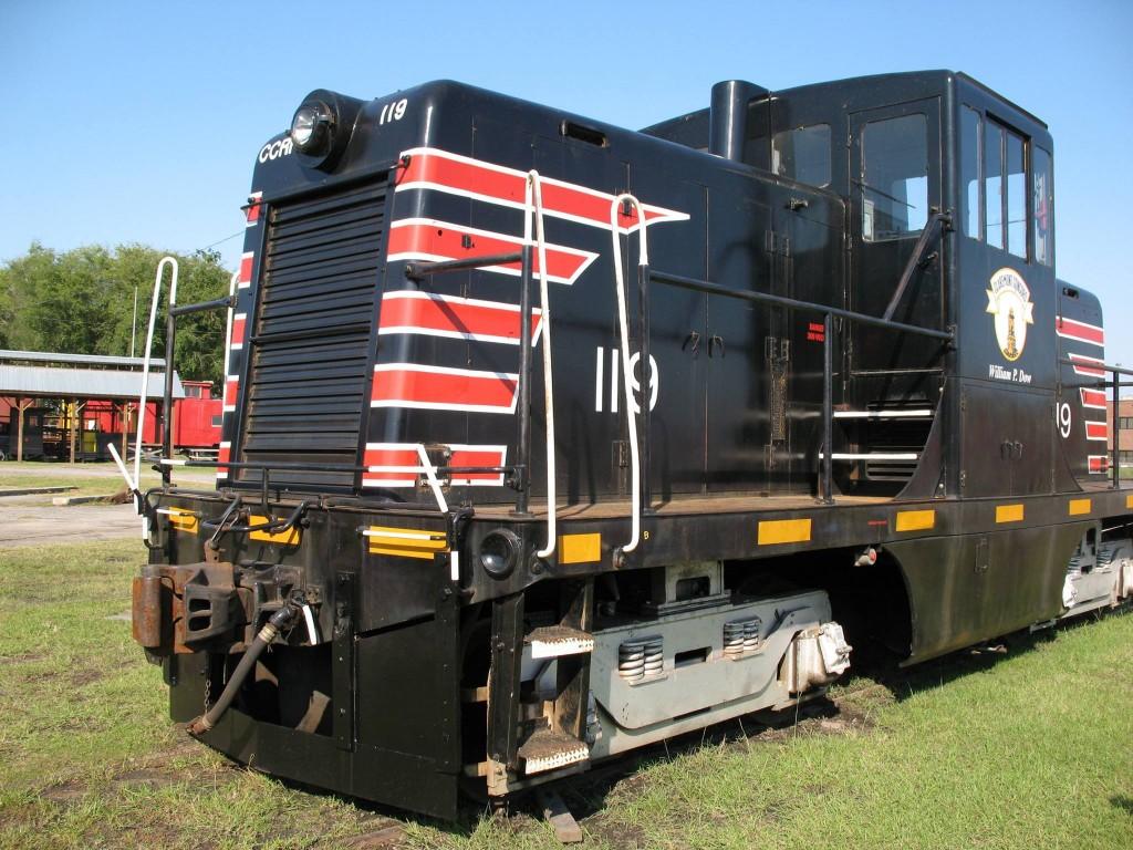 Train Rides Georgia State Railroad Museum
