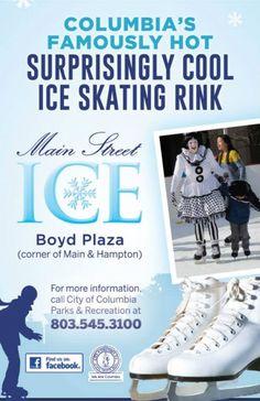 Ice-Skating Daytrips from Savannah