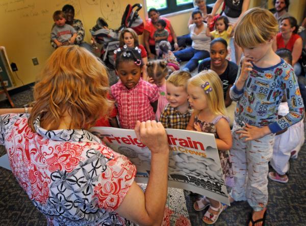 Free storytimes Savannah, Effingham Liberty counties Chatham 2016
