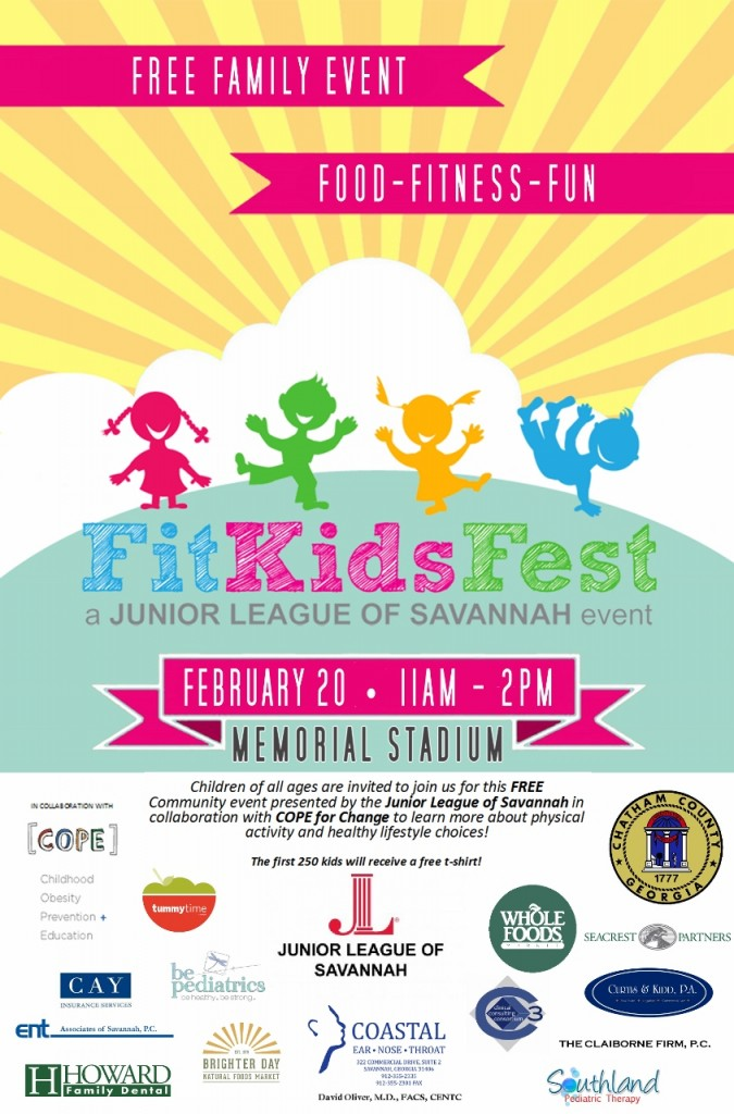 FitKidsFest 2016 Savannah