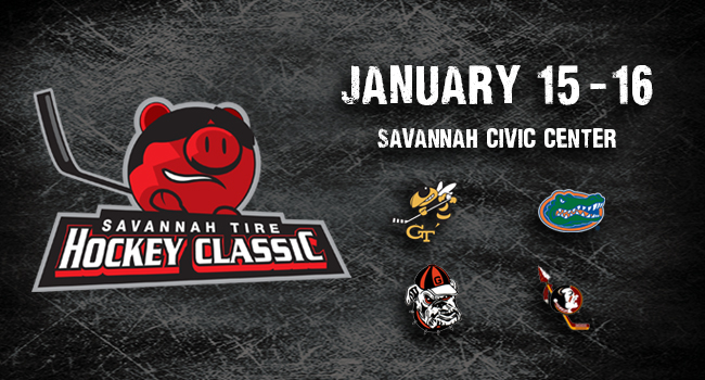 Savannah Tire College Ice Hockey 2016 Savannah