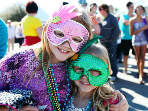 Mardi Gras Tybee parade carnival costume 2016