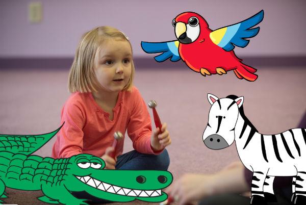 parent and me toddler activities Savannah