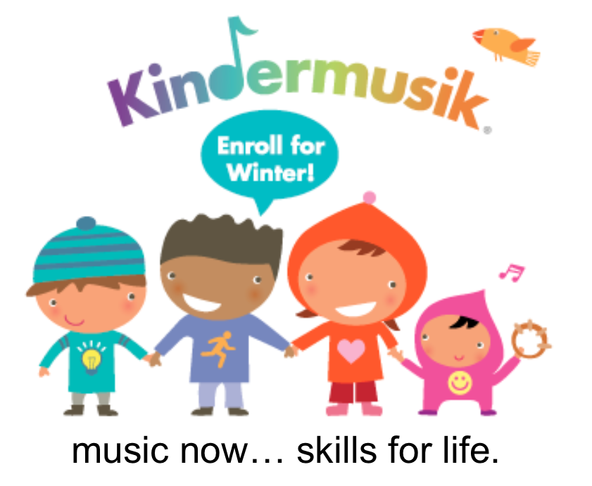 Kindermusik Savannah classes for toddlers, families