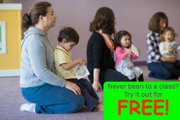 Savannah preschooler, toddler activities