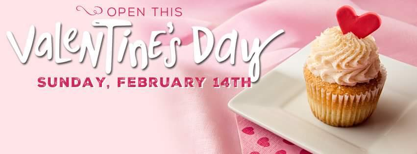 Valentine's Day gifts Savannah Gigi's Cupcakes